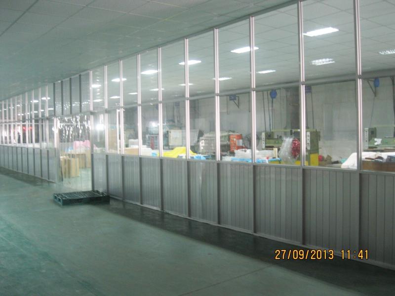Màn Nhựa PVC-Rèm Nhựa PVC